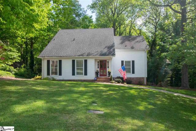 127 Sugar Creek Lane, Greer, SC 29650 (#1390990) :: Hamilton & Co. of Keller Williams Greenville Upstate