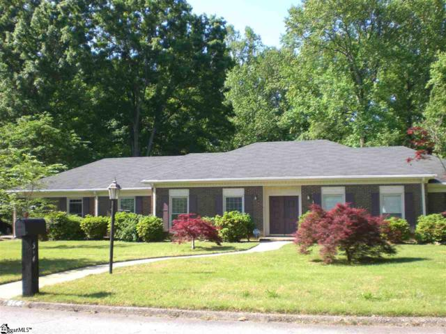 514 Poinsettia Drive, Simpsonville, SC 29681 (#1391165) :: Hamilton & Co. of Keller Williams Greenville Upstate