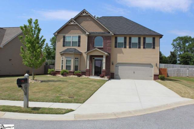 205 Pinion Court, Simpsonville, SC 29680 (#1391213) :: The Toates Team