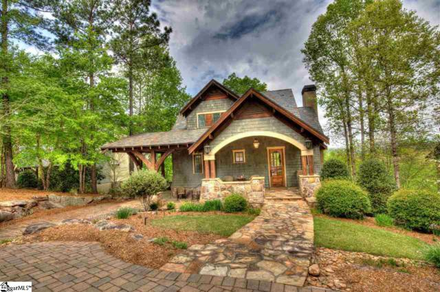 111 Button Bush Trail, Six Mile, SC 29682 (#1391228) :: Hamilton & Co. of Keller Williams Greenville Upstate