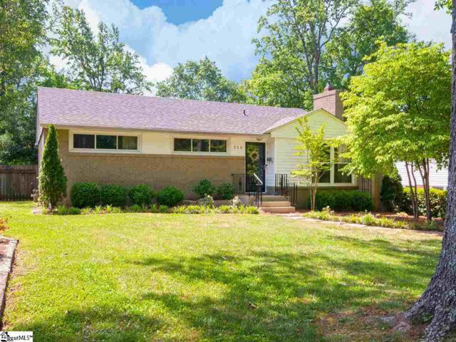 213 Broughton Drive, Greenville, SC 29609 (#1391275) :: J. Michael Manley Team