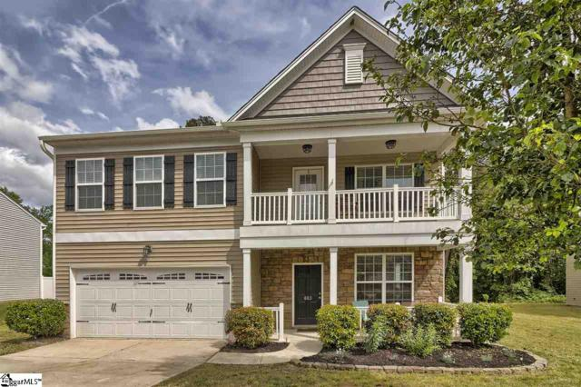 603 Millervale Road, Greer, SC 29650 (#1391278) :: The Toates Team