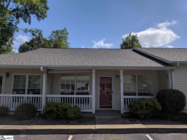 22 Bear Grass Court, Greenville, SC 29605 (#1391316) :: J. Michael Manley Team