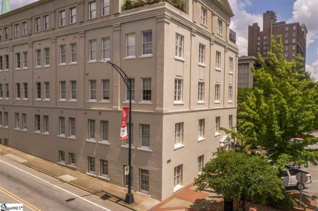 100 W Court Street 3E, Greenville, SC 29601 (#1391384) :: The Haro Group of Keller Williams