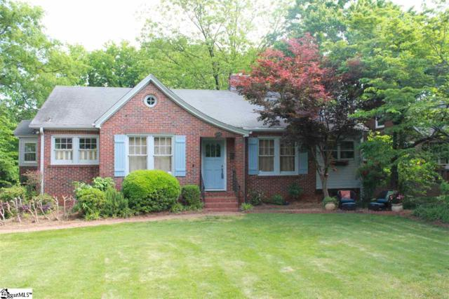 206 W Mountainview Avenue, Greenville, SC 29609 (#1391394) :: Coldwell Banker Caine