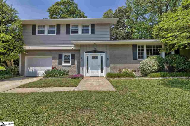 7 Stonewall Lane, Greenville, SC 29615 (#1391539) :: The Toates Team
