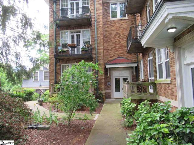 10 Manly Street Unit D-1, Greenville, SC 29601 (#1391571) :: J. Michael Manley Team