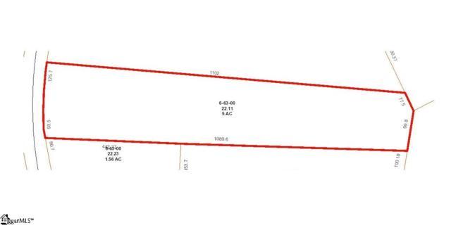 401 Mount Lebanon Road, Pauline, SC 29374 (MLS #1391621) :: Resource Realty Group