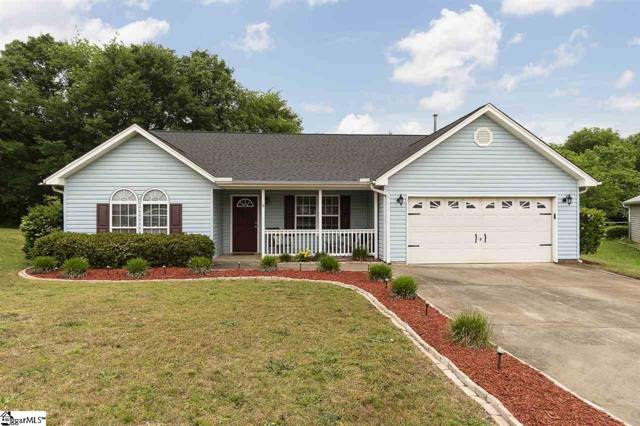 21 Bobber Court, Taylors, SC 29687 (#1391797) :: Coldwell Banker Caine
