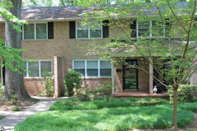 18 Knoxbury Terrace Unit B, Greenville, SC 29601 (#1391845) :: J. Michael Manley Team