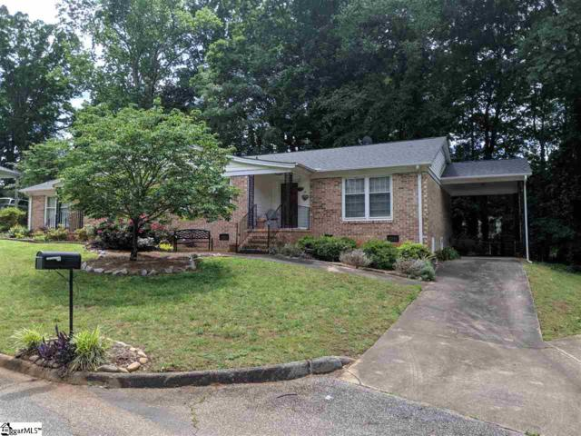 24 Twelve Oaks Terrace, Greenville, SC 29615 (#1391899) :: The Haro Group of Keller Williams