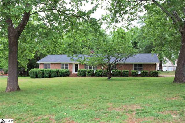34 Country Club Drive, Greer, SC 29651 (#1391904) :: The Haro Group of Keller Williams