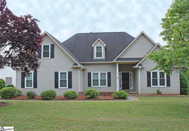 410 Oak Wind Circle, Greer, SC 29651 (#1391986) :: Hamilton & Co. of Keller Williams Greenville Upstate
