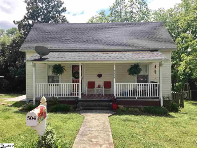504 Blue Ridge Street, Easley, SC 29640 (#1392039) :: J. Michael Manley Team