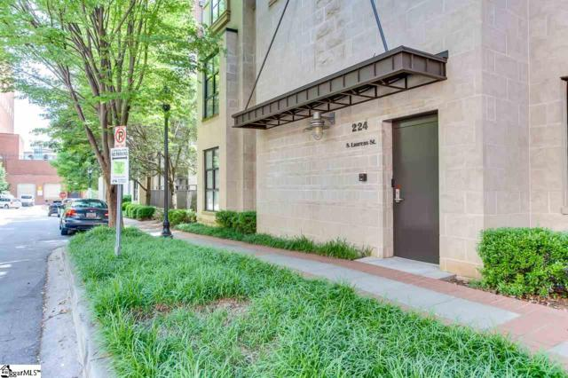 224 S Laurens Street Unit 102, Greenville, SC 29691 (#1392055) :: J. Michael Manley Team