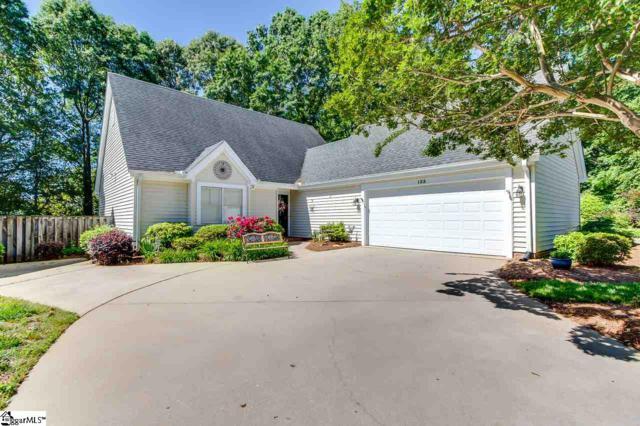 133 Forest Lake Drive, Simpsonville, SC 29681 (#1392174) :: Hamilton & Co. of Keller Williams Greenville Upstate