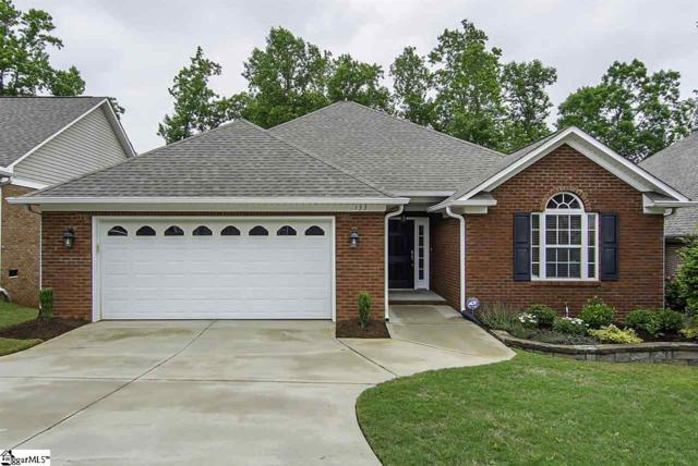 133 Hidden Ridge Drive, Spartanburg, SC 29301 (#1392348) :: The Haro Group of Keller Williams
