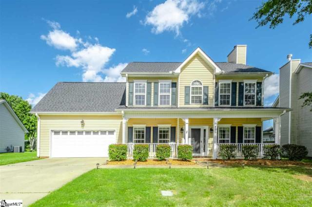 405 Cotton Hall Court, Simpsonville, SC 29681 (#1392396) :: Coldwell Banker Caine