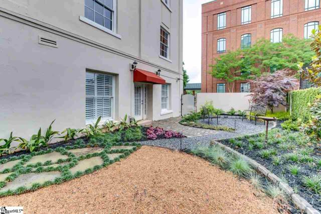100 W Court Street #1F, Greenville, SC 29601 (#1392404) :: J. Michael Manley Team