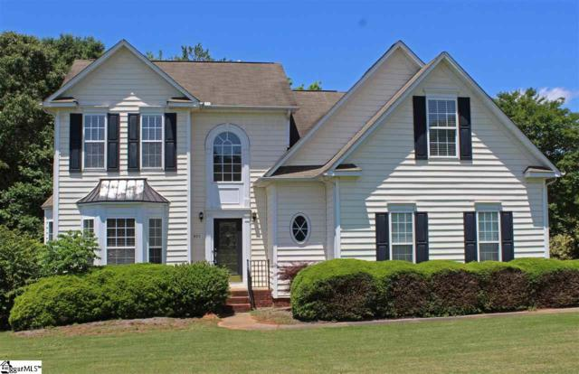 321 Sassafras Drive, Easley, SC 29642 (#1392484) :: The Haro Group of Keller Williams