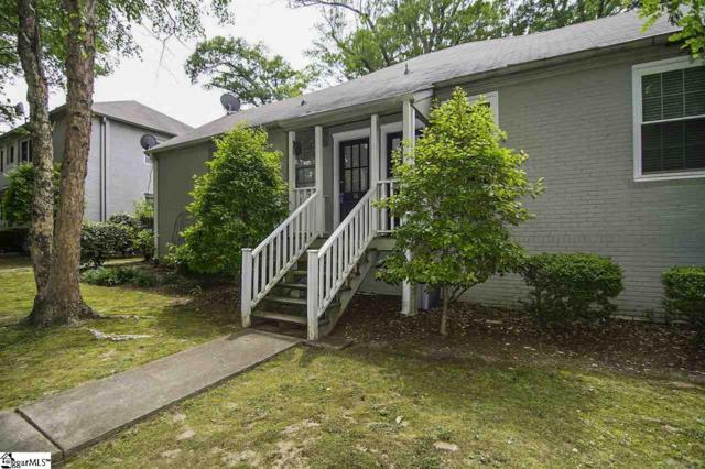418 Randall Street Apt 16, Greenville, SC 29609 (#1392500) :: Hamilton & Co. of Keller Williams Greenville Upstate
