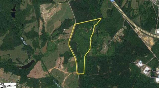 Ghost Creek Road, Laurens, SC 29360 (#1392502) :: The Haro Group of Keller Williams