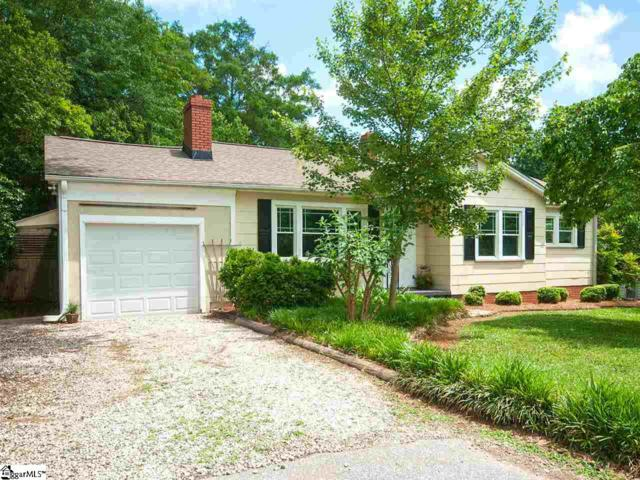 31 Mayfair Lane, Greenville, SC 29609 (#1392514) :: J. Michael Manley Team