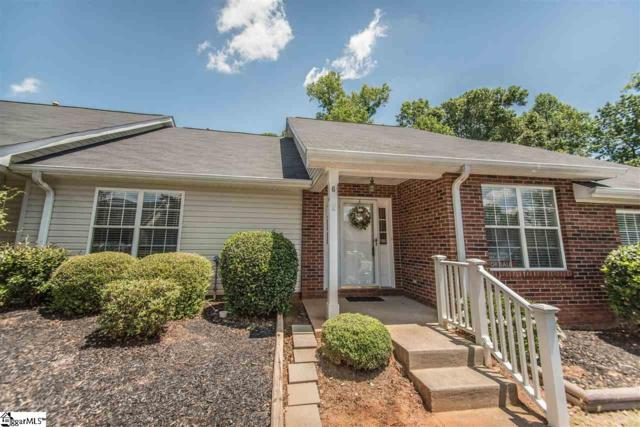6 Creekbend Court, Simpsonville, SC 29681 (#1392528) :: The Toates Team