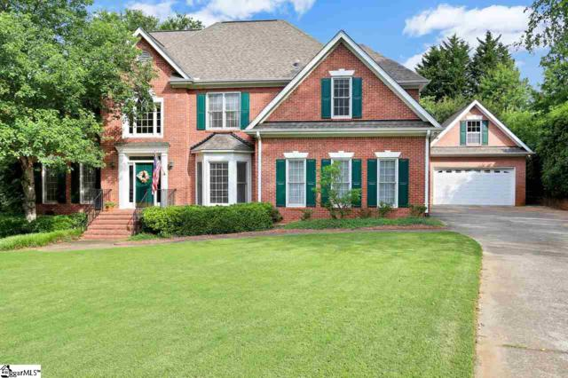 1 Glenbriar Court, Simpsonville, SC 29681 (#1392692) :: The Toates Team