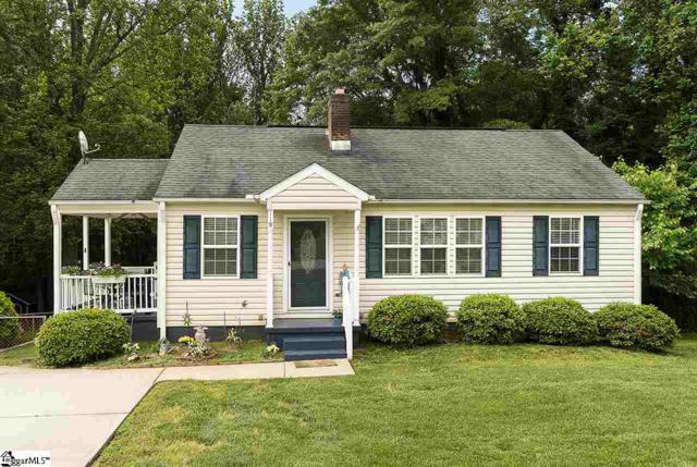 119 E Decatur Street, Greenville, SC 29617 (MLS #1392728) :: Resource Realty Group