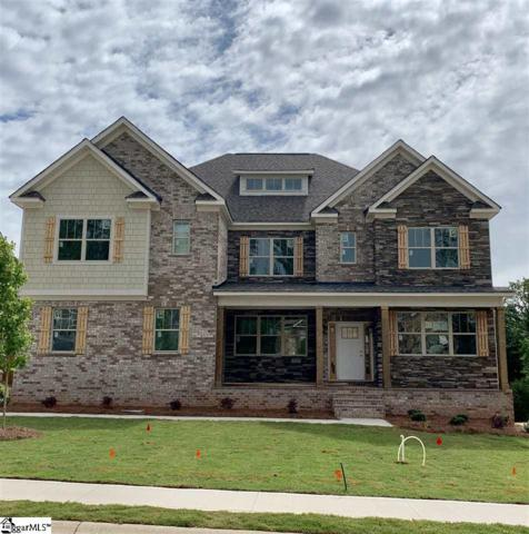 23 Leafmore Court Homesite 6, Simpsonville, SC 29680 (#1392740) :: J. Michael Manley Team