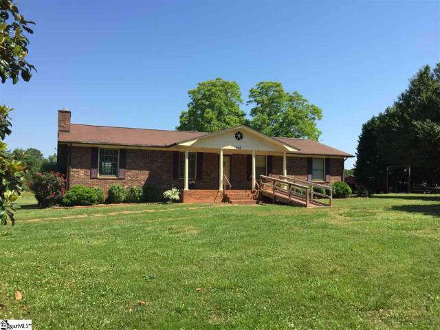 4112 W Georgia Road, Pelzer, SC 29669 (#1392744) :: J. Michael Manley Team