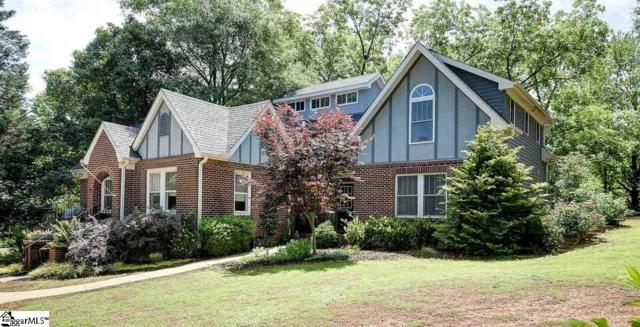 10 Hillcrest Circle, Greenville, SC 29609 (#1392757) :: Coldwell Banker Caine