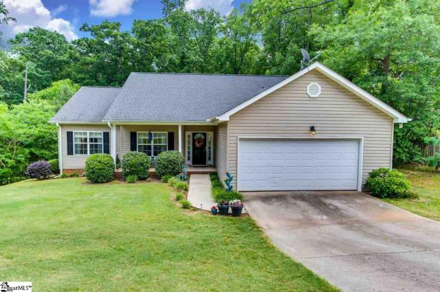 102 Cascade Drive, Greer, SC 29651 (#1392829) :: RE/MAX RESULTS