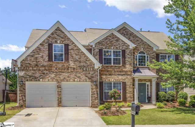 137 Heritage Point Drive, Simpsonville, SC 29681 (#1392963) :: J. Michael Manley Team