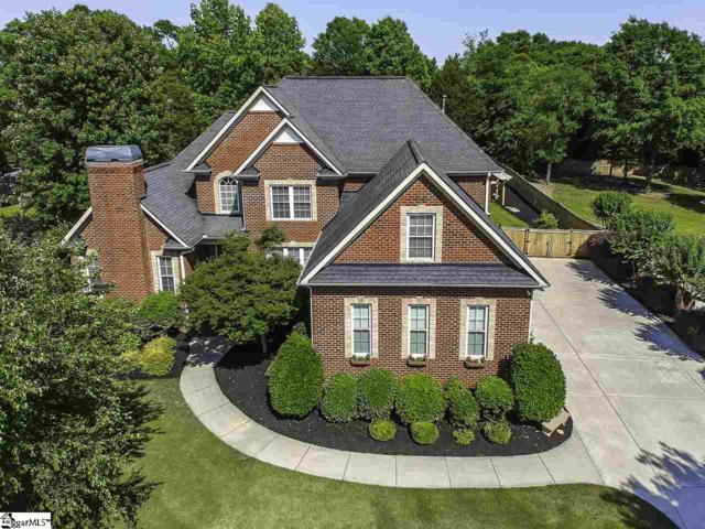 300 Sycamore Ridge Drive, Simpsonville, SC 29681 (#1392986) :: Hamilton & Co. of Keller Williams Greenville Upstate