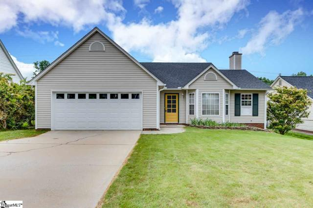 601 Riverside Chase Circle, Greer, SC 29650 (#1393026) :: The Toates Team