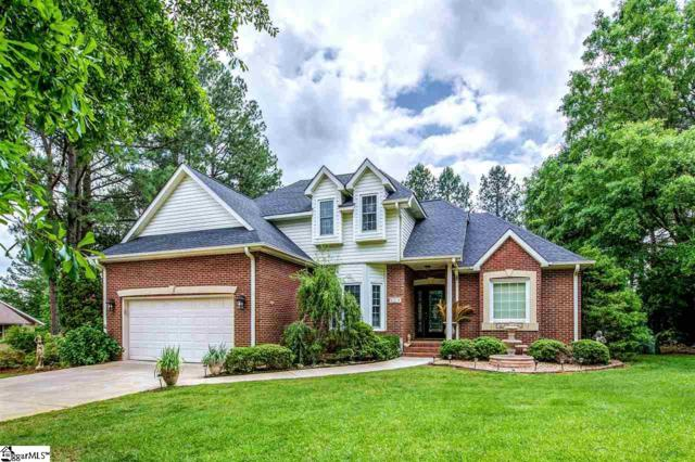 414 Quail Hollow Road, Anderson, SC 29621 (#1393087) :: The Haro Group of Keller Williams