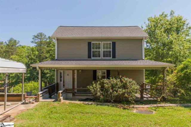 698 E Stagecoach Road, Cross Hill, SC 29332 (#1393107) :: Coldwell Banker Caine