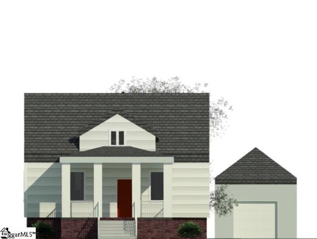 518 Trade Street, Greer, SC 29651 (#1393168) :: J. Michael Manley Team