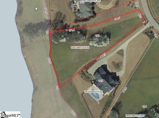 129 Shore Vista Lane, Greer, SC 29651 (#1393175) :: J. Michael Manley Team