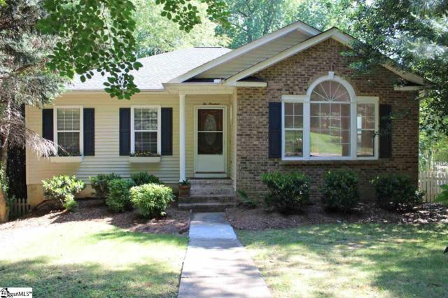 200 Saratoga Drive, Greer, SC 29650 (#1393209) :: Parker Group