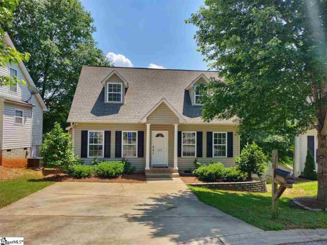 119 Shining Rock Court, Boiling Springs, SC 29316 (#1393215) :: The Haro Group of Keller Williams