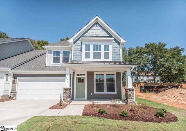 403 Overwood Place Lot 18, Mauldin, SC 29662 (#1393255) :: J. Michael Manley Team