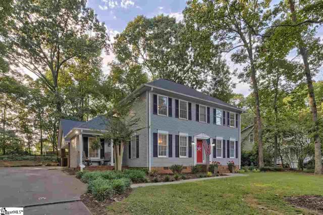 14 Merry Oak Trail, Piedmont, SC 29673 (#1393266) :: Coldwell Banker Caine