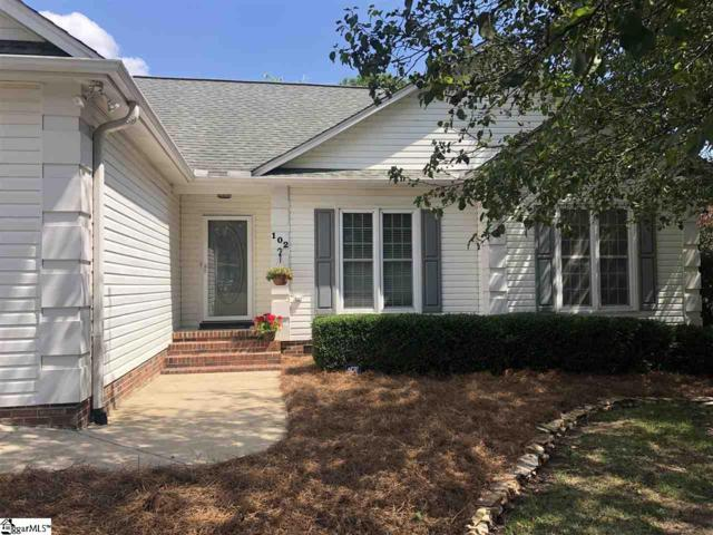 102 Park Lane Court, Greenville, SC 29607 (#1393275) :: RE/MAX RESULTS
