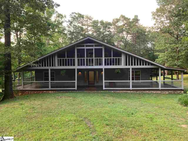 207 Blueberry Trail, Pickens, SC 29671 (#1393278) :: Mossy Oak Properties Land and Luxury