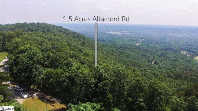 00 Altamont Road, Greenville, SC 29609 (MLS #1393339) :: Resource Realty Group