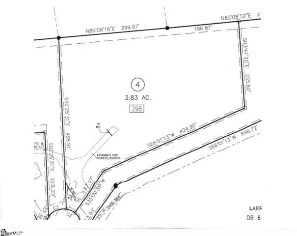 298 Lewis Road, Campobello, SC 29322 (#1393341) :: J. Michael Manley Team