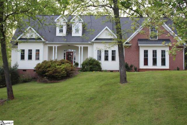 110 Holly Lane, Greer, SC 29651 (#1393359) :: Coldwell Banker Caine